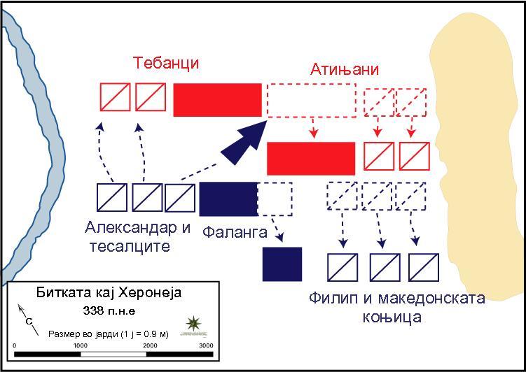 Битката кај Херонеја – www.Mreza.mk Македонски интернет портал