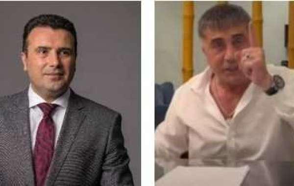 Заев не демантираше дека турскиот криминалец Пекер му бил на гости