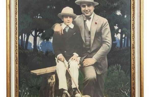 Внуките на Ал Капоне на аукција ги продаваат неговите приватни предмети