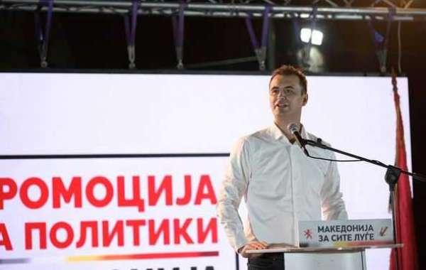 Стојкоски : Моќно Ѓорче ! Иднина и Енергија е моето мото.